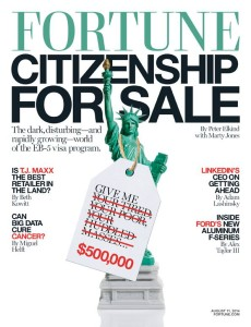 Fortune Magazine Cover - August 11_2014